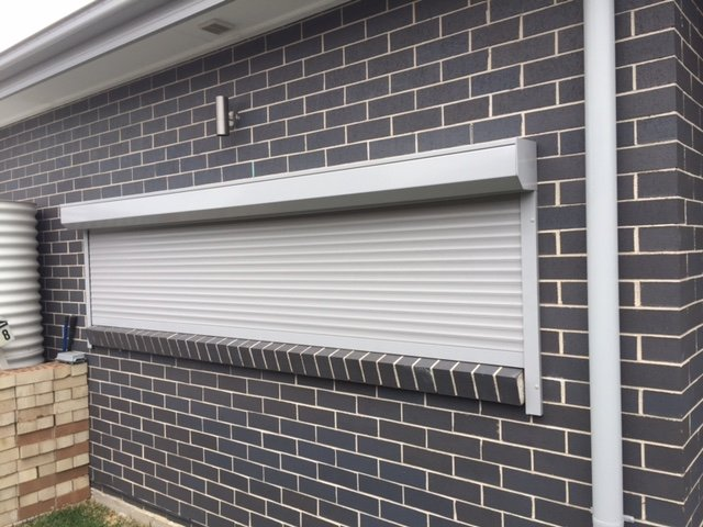 Domestic Roller Shutters in Sydney - Install, Repair and Service